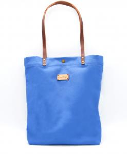 Tote Bag Monochrome Azul Bonito Mundaya