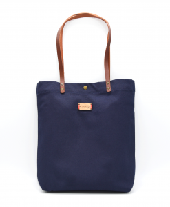 Tote Bag Mundaya Monochrome Azul Marino