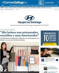 Reportaje sobre Mundaya en 'El Correo Gallego'