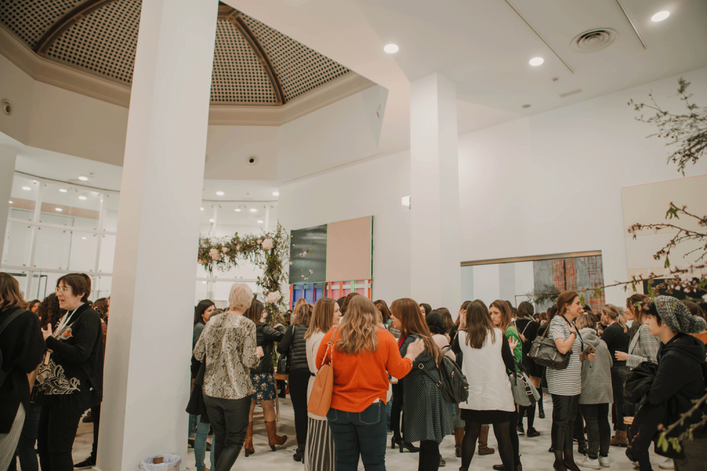 Emprendimiento Femenino en Womprende Valencia