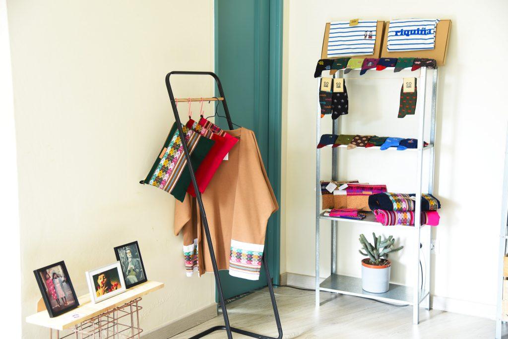 El Showroom Mundaya tuvo lugar en el taller Mundaya situado en Santiago de Compostela