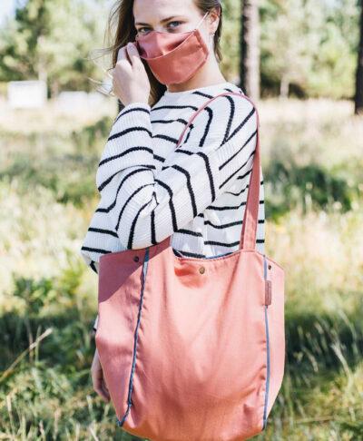 Vive el verano Mundaya con la nueva bolsa Dorna.